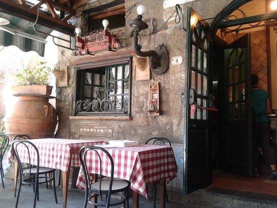 Ristorante Al Grottino: Al Grottino, Sacrofano- Roma