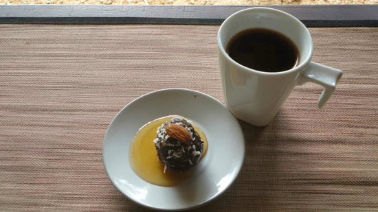 Finca Tierra: costarican coffee with dessert