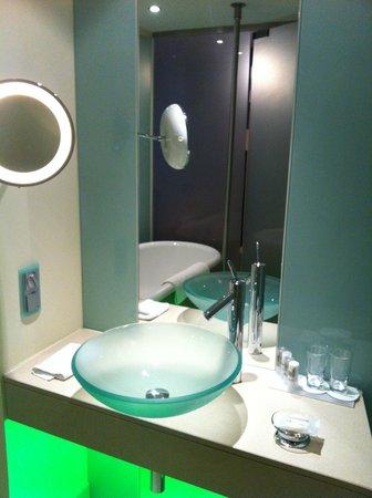 Le Meridien Vienna: Bathroom 2