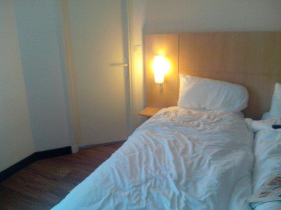 ibis Toulouse Gare Matabiau: La chambre 410