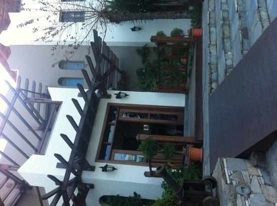 Gaia Garden: Hotel