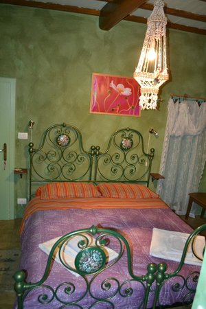 Agriturismo Borgo di Torri: Camera del Bosco