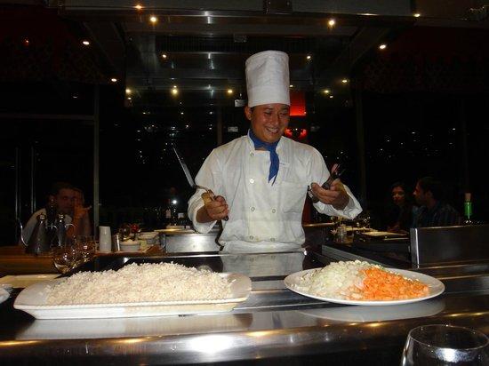 Iberostar Grand Hotel Paraiso : Best Tappen Chef Skills