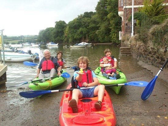 Totnes Kayaks