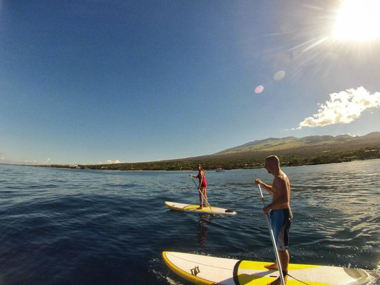 Hawaiian Paddle Sports: Paddling