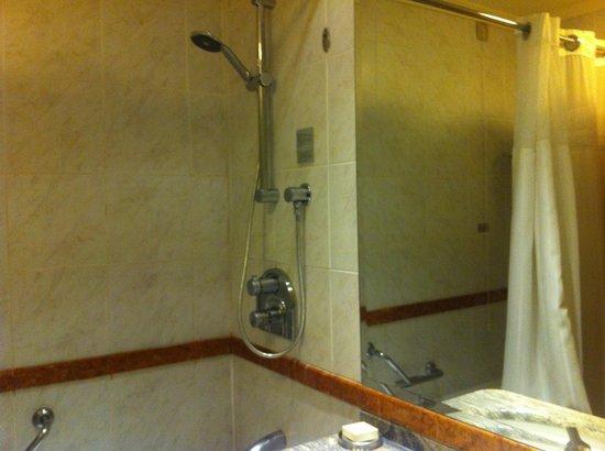 Hotel Morgana: Bagno