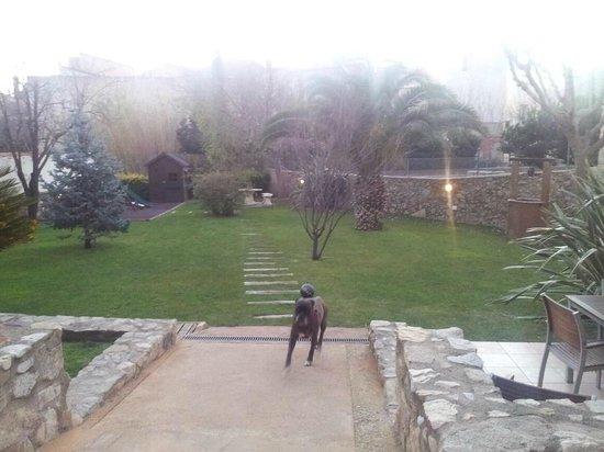 Can Llobet : Jardín
