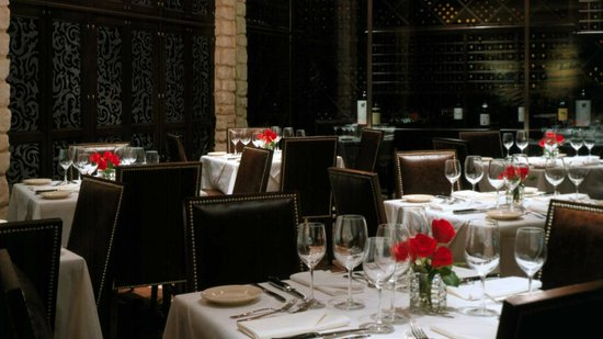 The Westin Houston Downtown: Wine Room