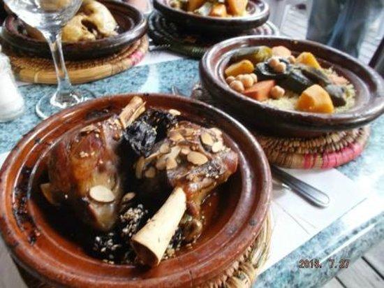 Restaurant Casablanca Francais : duplicate