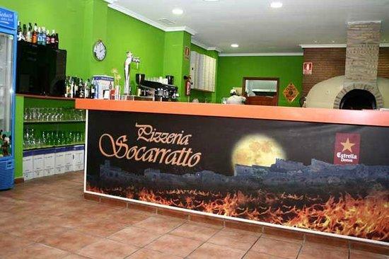 Restaurante Pizzeria Socarratto