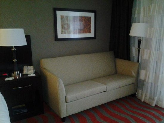 Holiday Inn Austin Midtown: Sofa