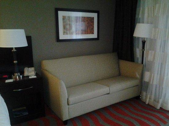 Holiday Inn Austin Midtown : Sofa
