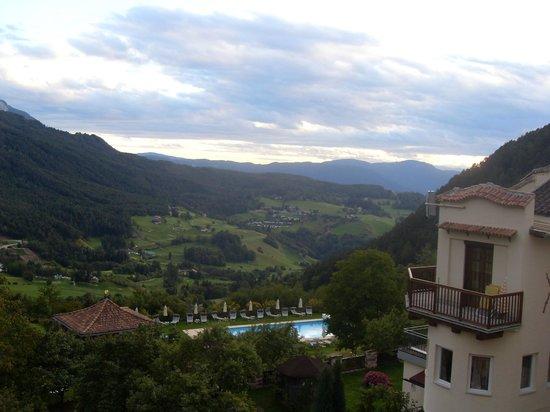 Silence & Schlosshotel Mirabell: La distesa verde 1