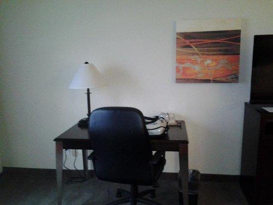 Holiday Inn Austin Midtown : Desk