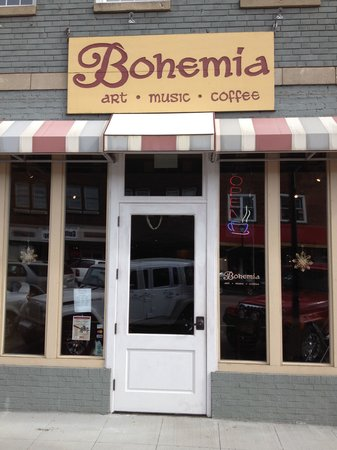 Bohemia - Better than Starbucks!
