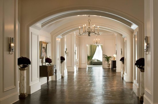 The St. Regis Atlanta: Astor Ballroom Corridor