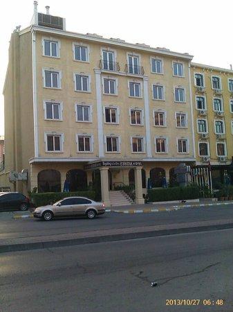 Topkapi Inter Istanbul Hotel : το ξενοδοχείο