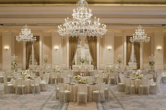 The St. Regis Atlanta: Astor Ballroom