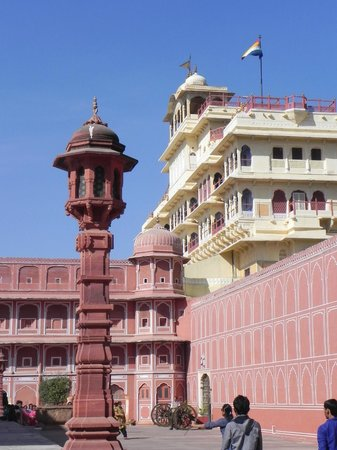 Hotel Raj Plaza: City Palace, Jaipur