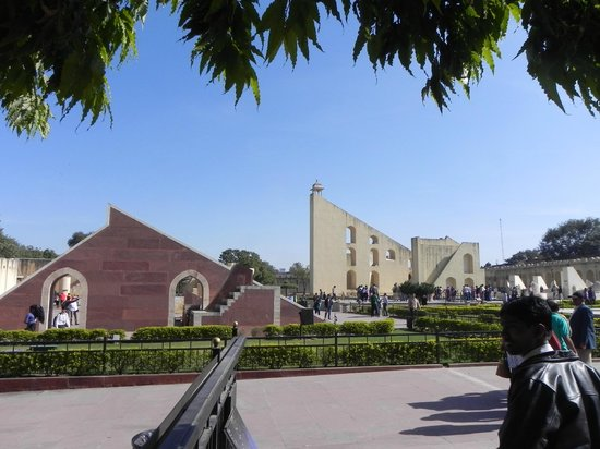 Hotel Raj Plaza: Jantar Mantar, Jaipur