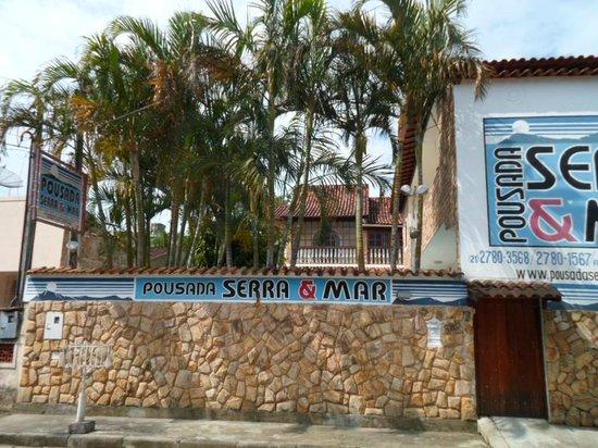 Vila Muriqui: Entrada
