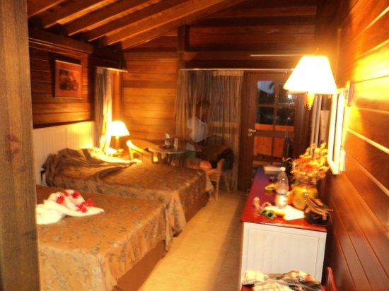 cabin at Villa Marinera