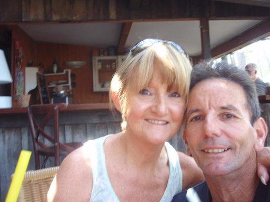 Le Petit Nice Sud : sur la jolie terrasse du Petit Nice