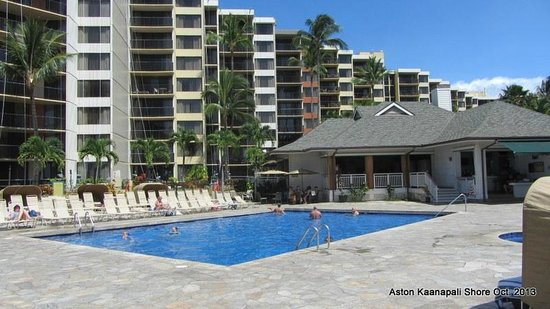 Aston Kaanapali Ss Pool And Beach Club Restaurant Nearby