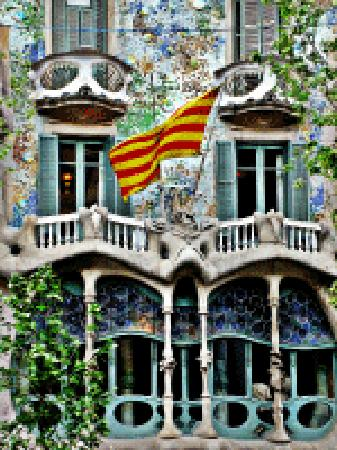 Our Man in Barcelona - Tours