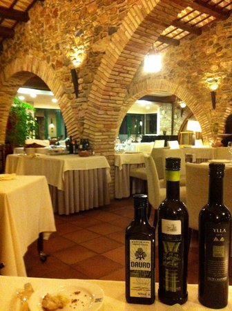 Hotel Peralada Wine Spa & Golf: la salle du resto