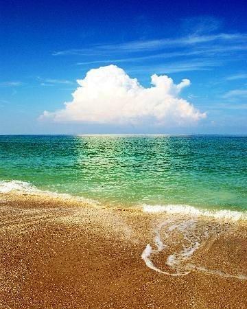 Bradenton Beach, FL: Morning after sun rise