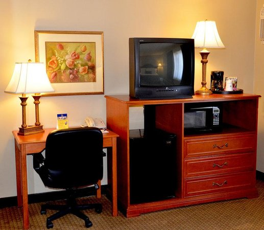 Centerstone Plaza Hotel Soldiers Field - Mayo Clinic Area : Mobility Accessible King Suite