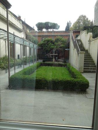 Hotel Orto De Medici: View from room 70