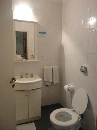 Hotel Uthgra de las Luces: Banheiro