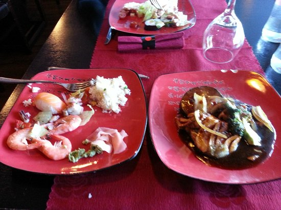 Wok Sunday: A typical meal