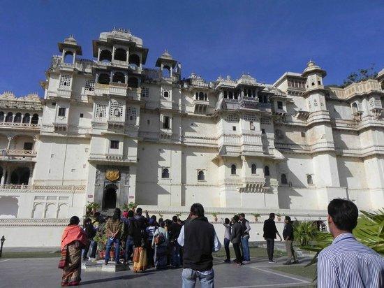Deep Palace Hotel: City Palace, Udaipur