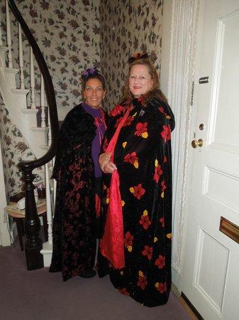 Spring Street Inn: Celebrating Halloween 2013