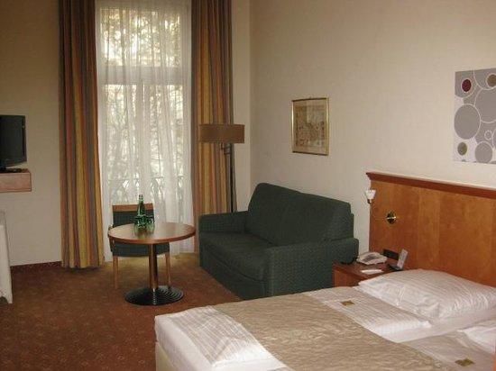 Das Opernring Hotel: Двухместный номер