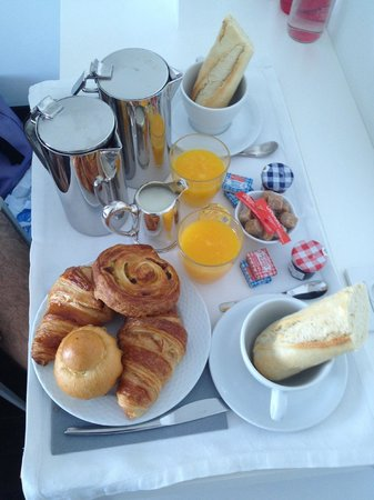 Le Windsor Grande Plage Biarritz : Petit déjeuner pour 2, 30€