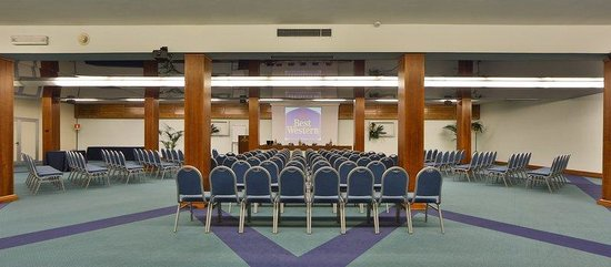BEST WESTERN Grand Hotel Guinigi: Meeting Room