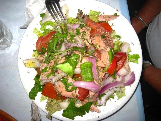 Taverna Knossos: Salade au Thon