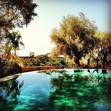 Kempinski Hotel Ishtar Dead Sea: Swimming Pool