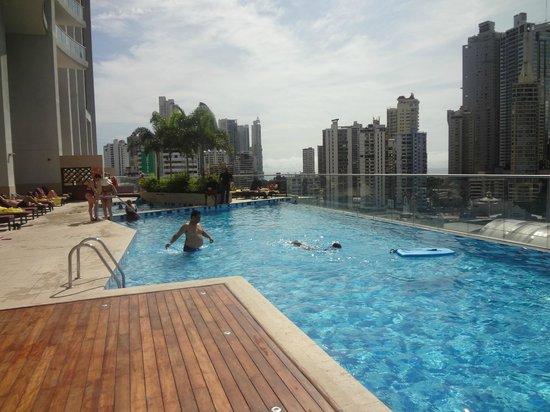Hard Rock Hotel Panama Megapolis: Vista Increible