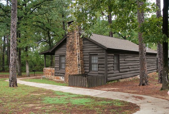 Genial Caddo Lake State Park: Caddo Lake Cabins