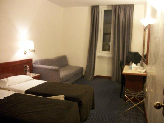 Accademia Hotel : Suíte