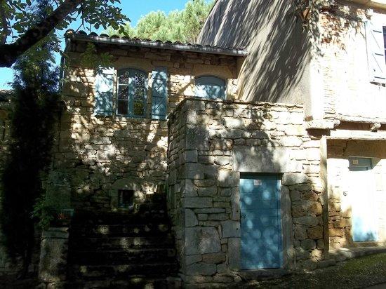 Château de Cas : Gîte La Romantique