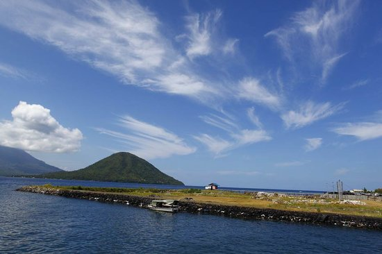 Indonesië: Ternate and Tidore, Indonesia
