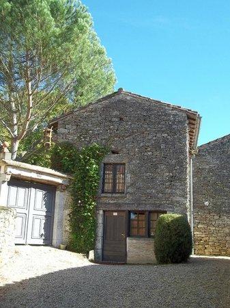 Château de Cas : Gîte Le Bûcher