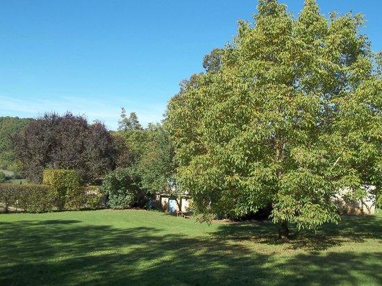 Château de Cas : Jardin