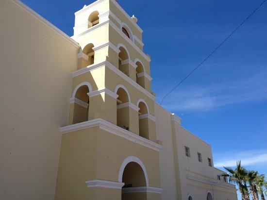 Mision de Nuestra Senora del Pilar: Nuestra Sra del Pilar